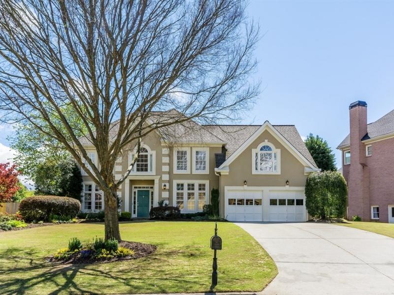 Seven Oaks Alpharetta Home For Sale (1)
