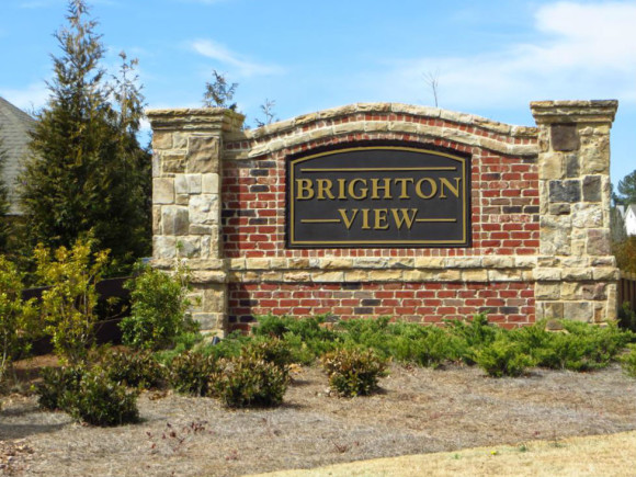 KM Home Builder Brighton View Neighborhood