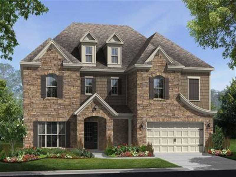 Around Atlanta Georgia Bridleton Suwanee Homes For Sale