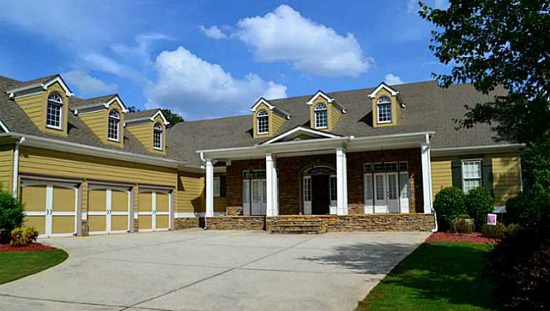 Kennesaw GA Home In The Reserve At Mountain Oaks